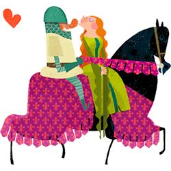 Per Sant Jordi, històries d'enamorats!