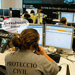 Emergències