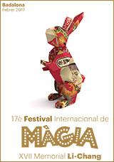 Actuacions, tallers i xerrades sobre màgia a diversos llocs de la ciutat de Badalona