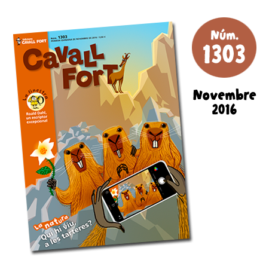 Cavall Fort 1303