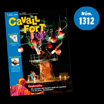 Cavall Fort 1312