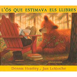 L'ós que estimava els llibres