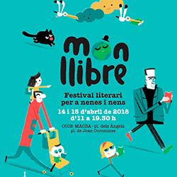 Món Llibre 2018 Festival literari per a infants i joves