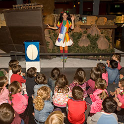 Activitats familiars al Museu d'Història de Catalunya