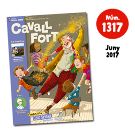 Cavall Fort 1317