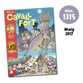 Cavall Fort 1315