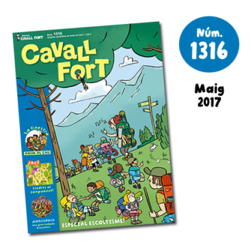 Cavall Fort 1316