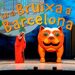 Una bruixa a Barcelona amb la Lucrecia