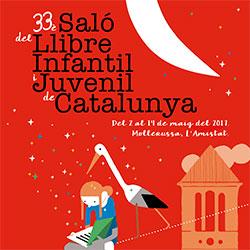 33è Saló del llibre Infantil i Juvenil de Catalunya