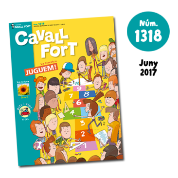 Cavall Fort 1318