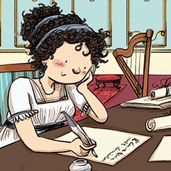 Jane Austen, la (d)escriptora del seu temps