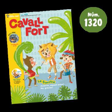 Cavall Fort 1320