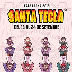 Festa Major de Santa Tecla a Tarragona 2019