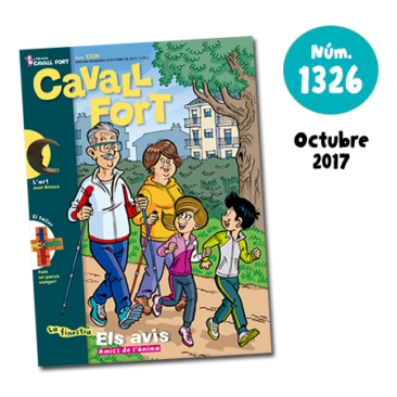 Cavall Fort 1326