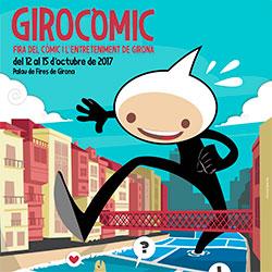 Girocòmic 2017. Fira del còmic i l'entreteniment de Girona