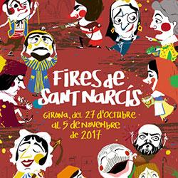 Fires de Sant Narcís a Girona