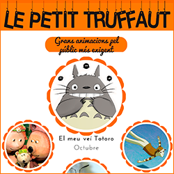 Cinema Le petit Truffaut