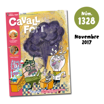 Cavall Fort 1328
