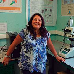 La Núria, professora d'enginyeria i divulgadora