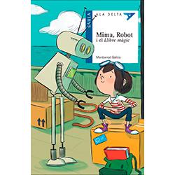 Mima, Robot i el Llibre màgic