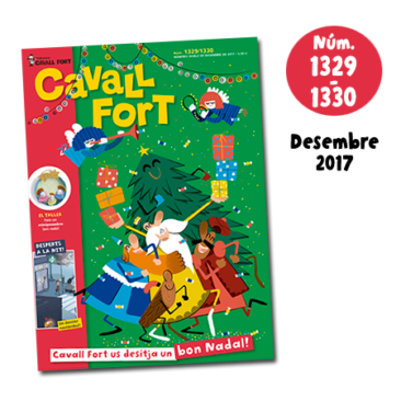 Cavall Fort 1329-1330