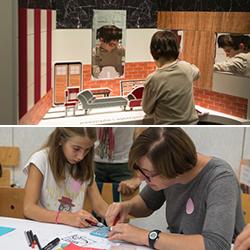 Activitats familiars al Museu del Disseny de Barcelona