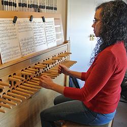 L'Anna Maria, carillonista