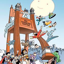 36è Saló Internacional del Còmic de Barcelona