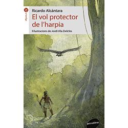El vol protector de l'harpia
