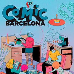 37è Saló Internacional del Còmic de Barcelona