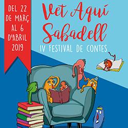 4t Festival de Contes Vet aquí Sabadell