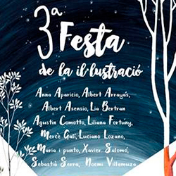 Llibreria l'Aranya: 3a Festa de la il·lustració