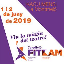 7a Fira Infantil de Teatre FITKAM 2019