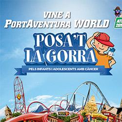 Posa't la Gorra 2019 a PortAventura