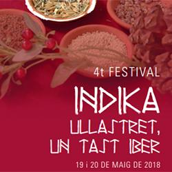 4t Festival Indika Ullastret, un tast íber