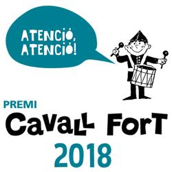Premi Cavall Fort 2018