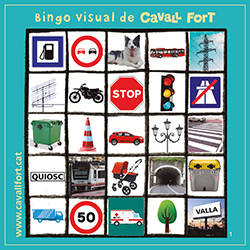 Bingo visual de Cavall Fort