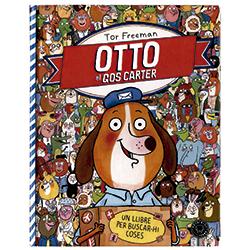 Otto, el gos carter: un llibre per buscar-hi coses