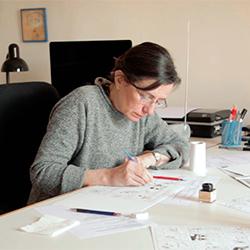 Cristina Losantos a la Setmana del Llibre en català