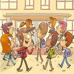 SOS: Començo l'institut!
