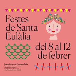 Santa Eulàlia 2019, la festa major d'hivern.