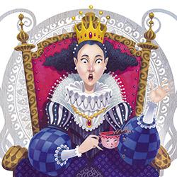 La tassa de la reina Polida