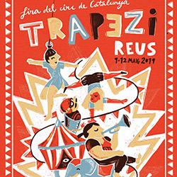 Fira del circ de Trapezi a Reus