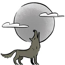 Del llop al gos