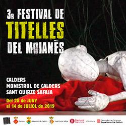 3r Festival de Titelles del Moianès