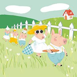Un pícnic atrafegat