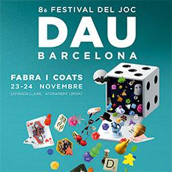 Dau Barcelona, el festival del joc