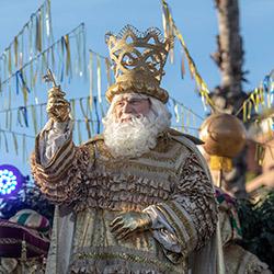 Cavalcada de Reis a Barcelona