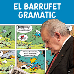 El barrufet gramàtic. Homenatge a Albert Jané