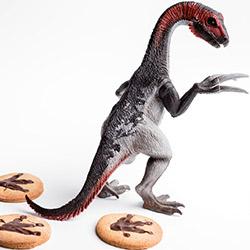Petjades de dinosaure